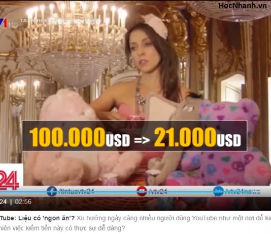 Kiem tien Youtube 2019 nhu the nao